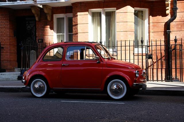 Fiat 500 F Oldtimer Erlebnis