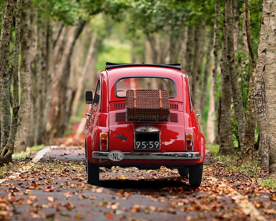 Fiat Nuova 500 Oldtimer Erlebnis