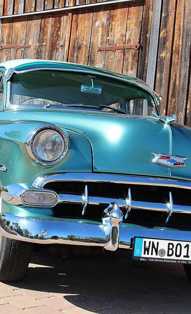 Oldtimer Erlebnis Chevrolet Sedan