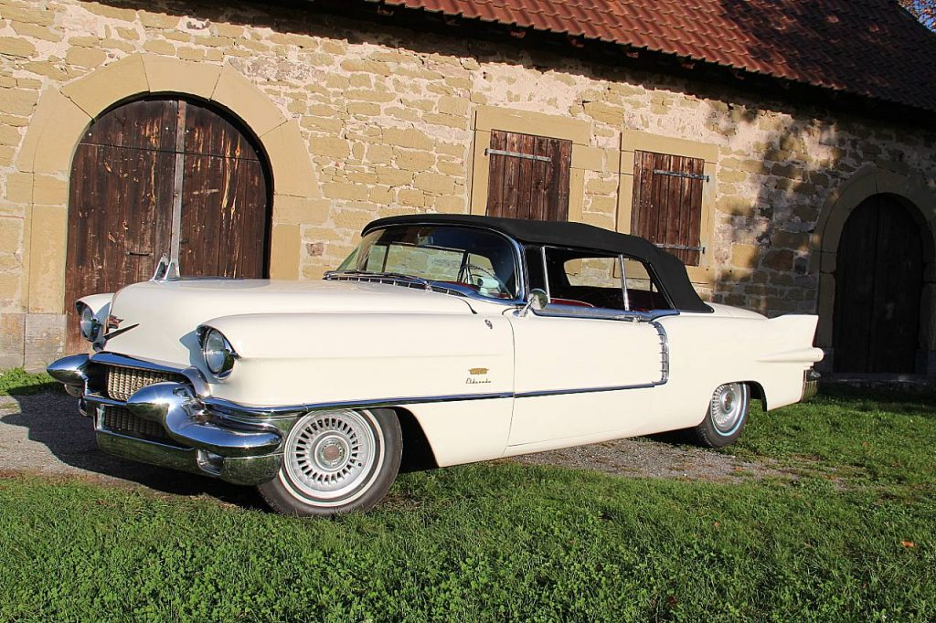Cadillac Eldorado Biarritz Oldtimer Erlebnis