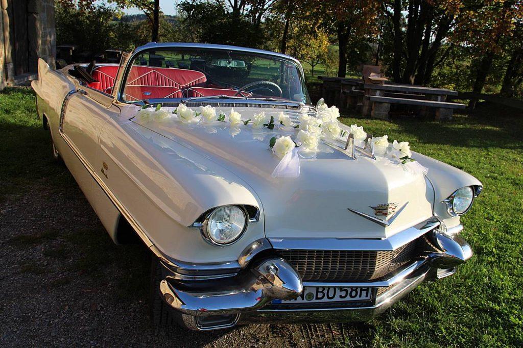 Cadillac Eldorado Biarritz Cabrio Oldtimer Erlebnis Bild 10