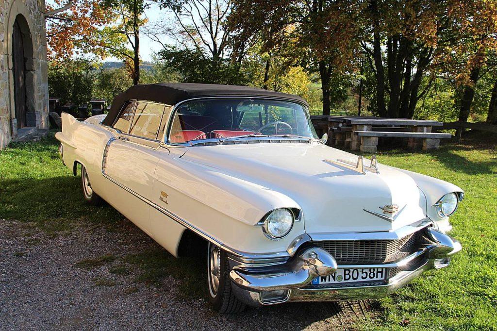 Cadillac Eldorado Oldtimer Erlebnis