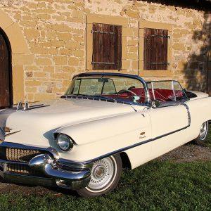 Cadillac Eldorado Biarritz Cabrio Oldtimer Erlebnis Bild 7