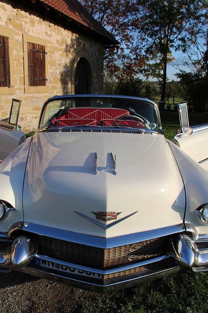 Cadillac Eldorado Biarritz Cabrio Oldtimer Erlebnis Homepage