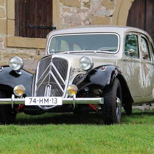 Citroën Traction Avant 11CV Oldtimer Erlebnis Bild 4