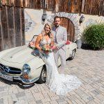 Oldtimer Erlebnis Hochzeit Nina und Michael