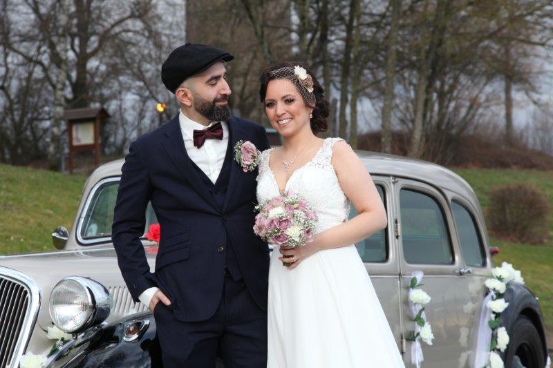Oldtimer Erlebnis Citroen Traction Avant Hochzeit 5