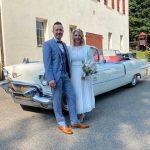 Oldtimer-Erlebnis Cadillac Eldorado Biarritz Cabrio