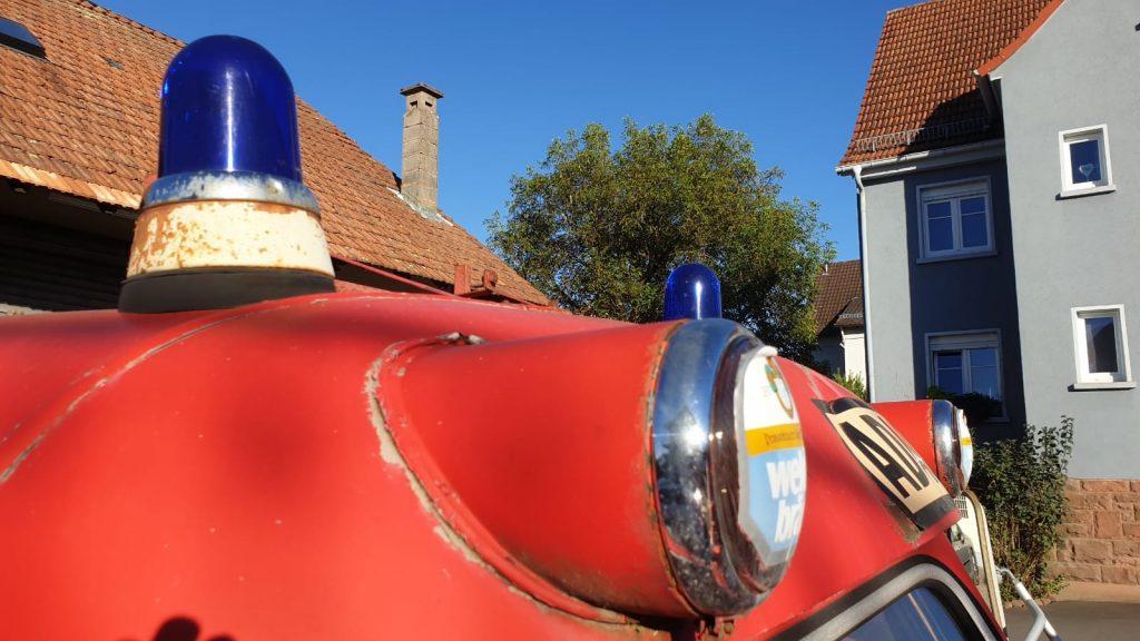 Opel Blitz Feuerwehr Oldtimer 1956 Oldtimer-Erlebnis 12