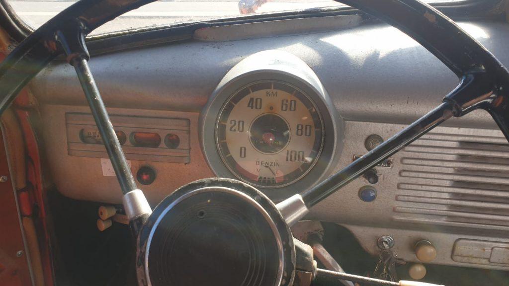 Opel Blitz Feuerwehr Oldtimer 1956 Oldtimer-Erlebnis 17