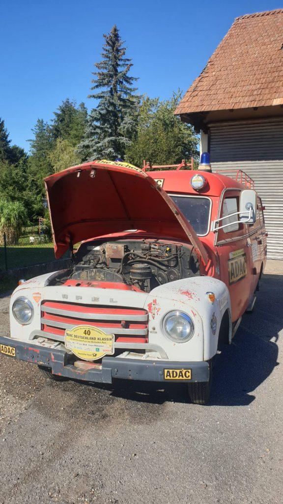 Opel Blitz Feuerwehr Oldtimer 1956 Oldtimer-Erlebnis 6