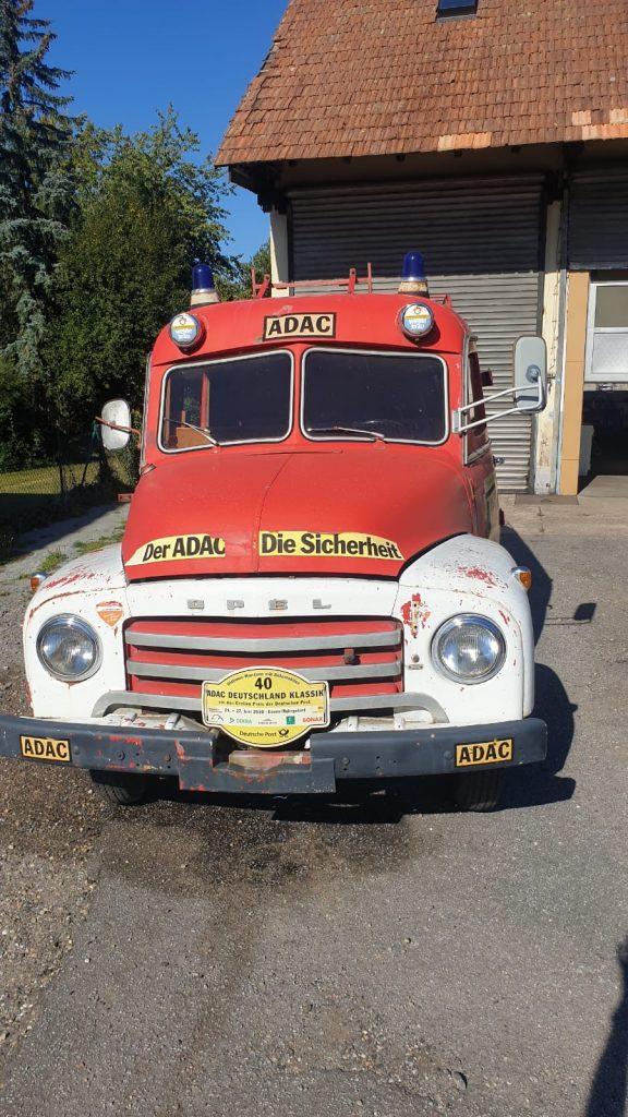 Opel Blitz Feuerwehr Oldtimer 1956 Oldtimer-Erlebnis 7