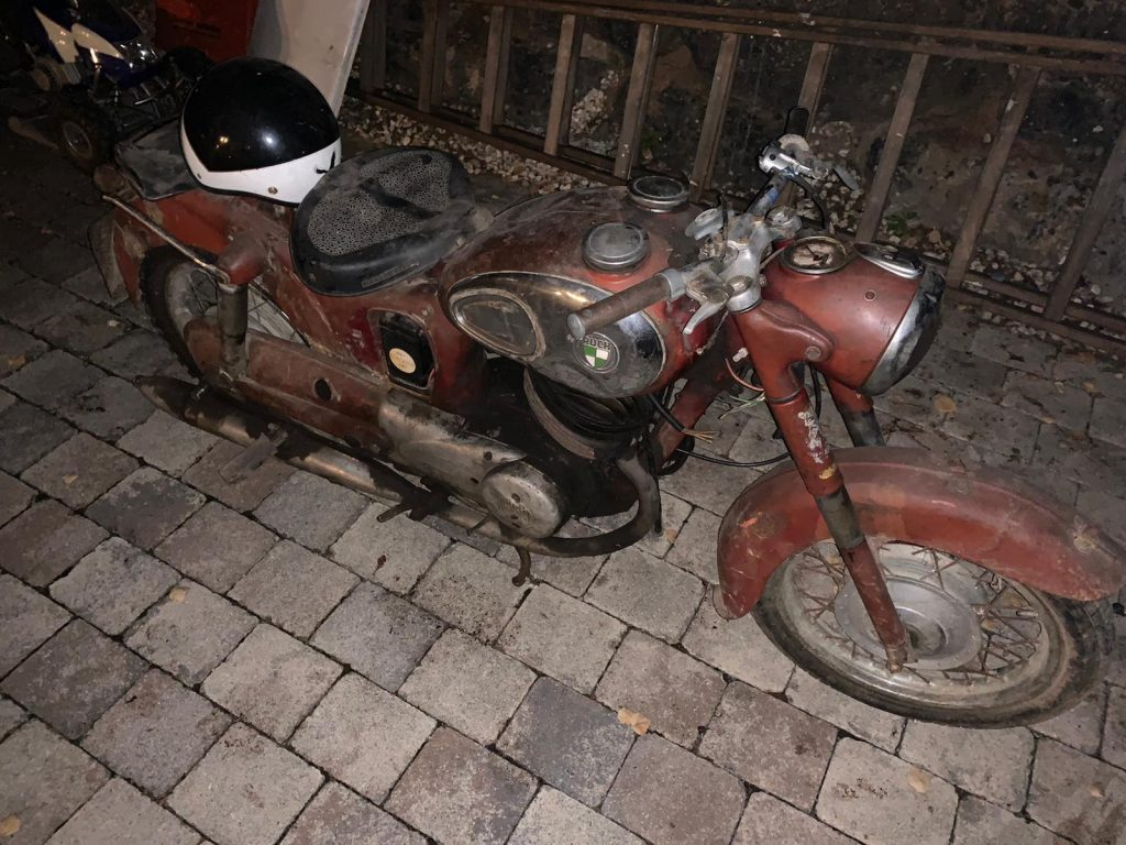 Puch-250-SGS-Baujahr-1954-Oldtimer-Erlebnis-19