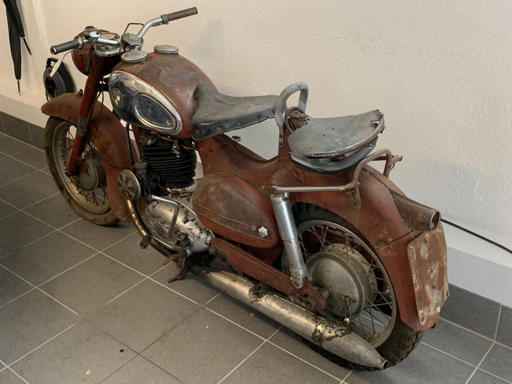 Puch-250-SGS-Baujahr-1954-Oldtimer-Erlebnis-20
