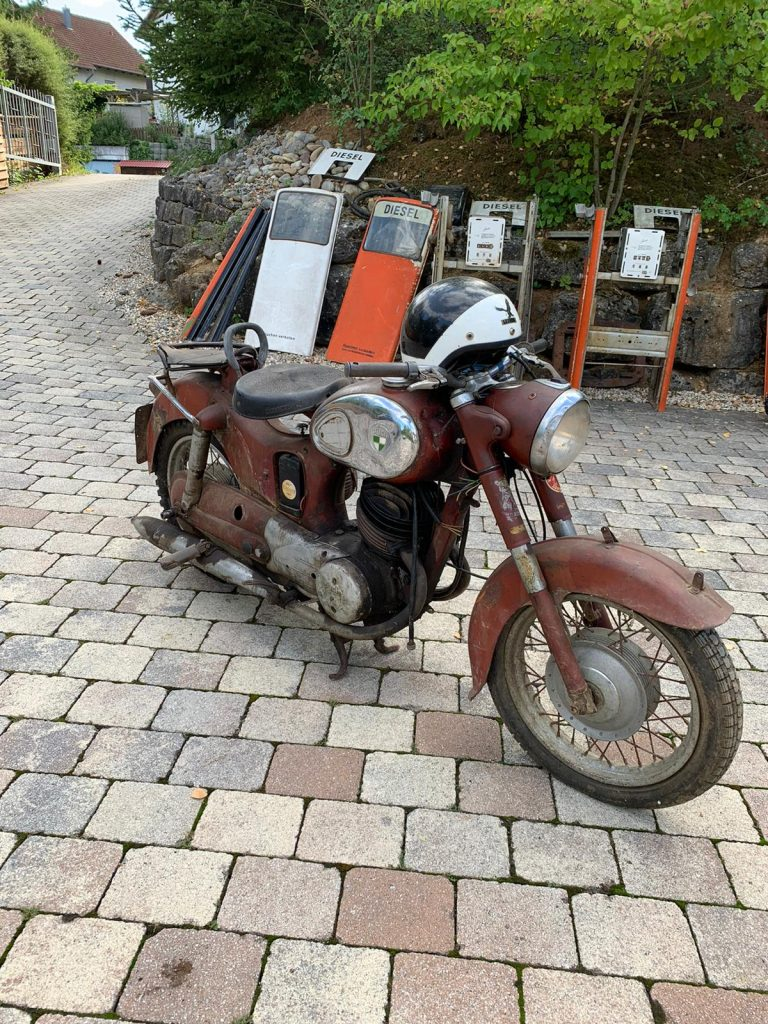Puch-250-SGS-Baujahr-1954-Oldtimer-Erlebnis-21