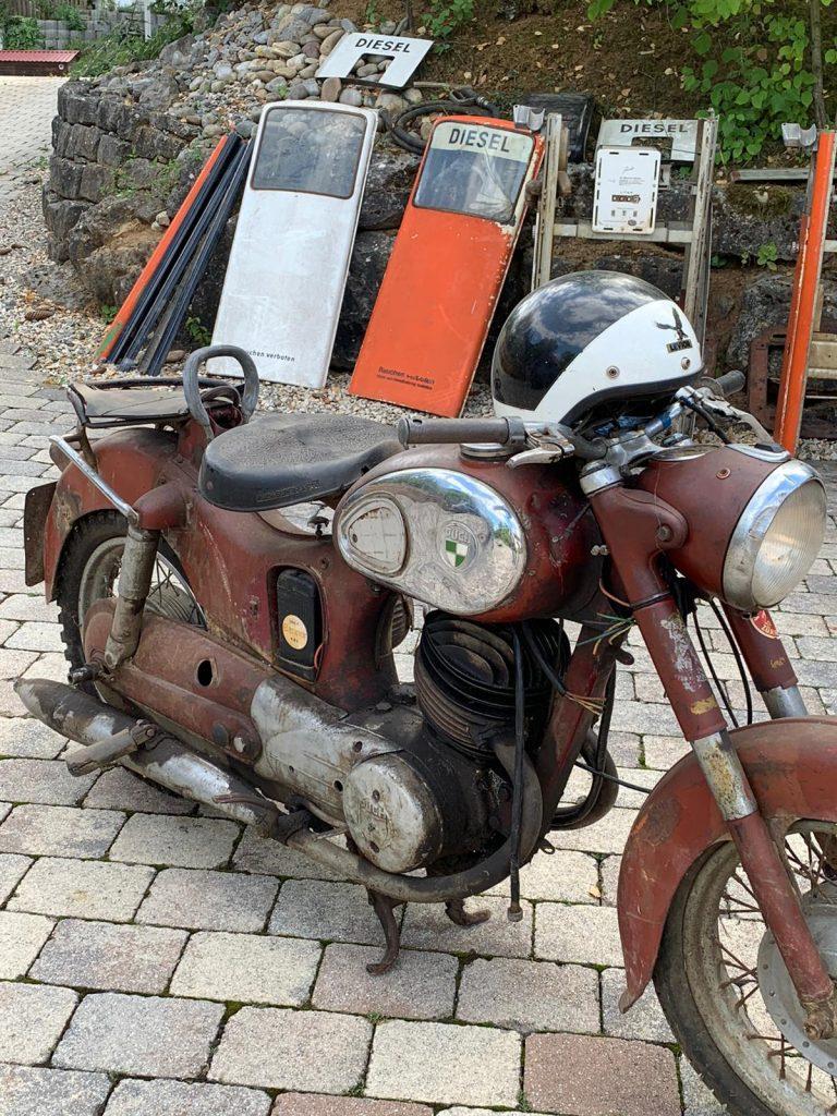 Puch-250-SGS-Baujahr-1954-Oldtimer-Erlebnis-22