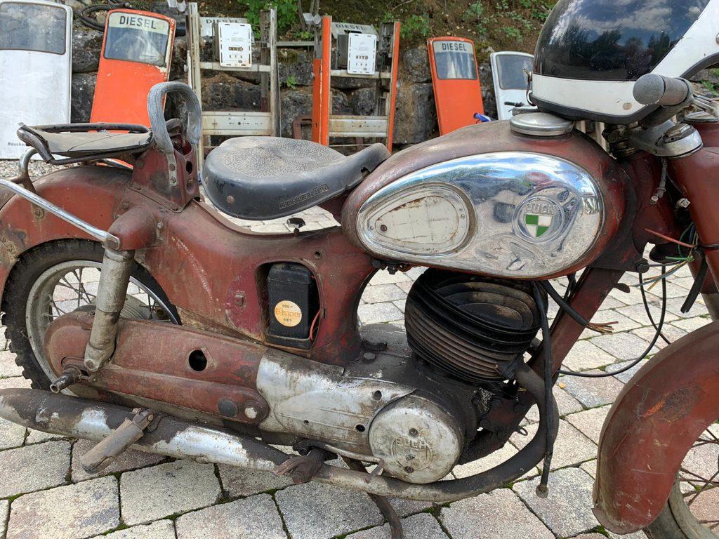 Puch-250-SGS-Baujahr-1954-Oldtimer-Erlebnis-30
