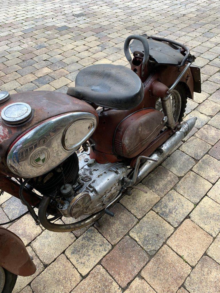Puch-250-SGS-Baujahr-1954-Oldtimer-Erlebnis-7